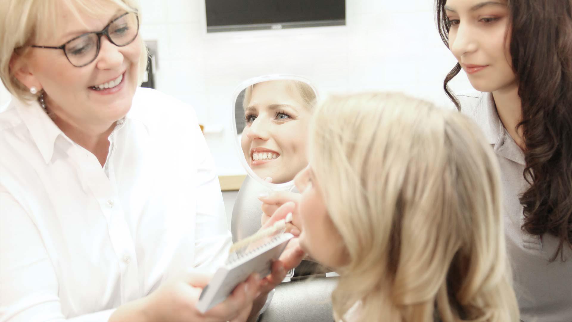 Team vom Zahnarzt in Wismar